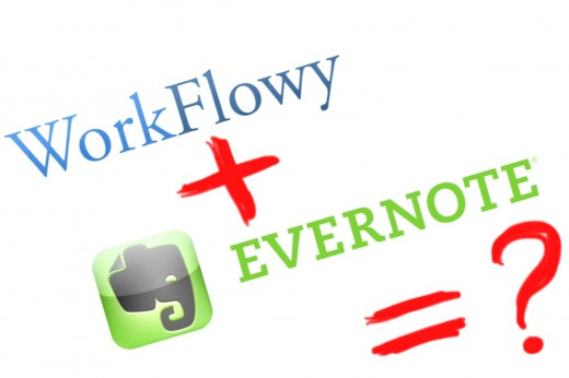 workflowy or evernote